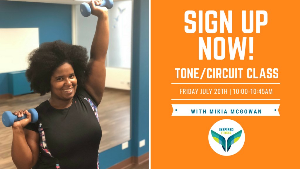 tone circuit with Mikia McGowan