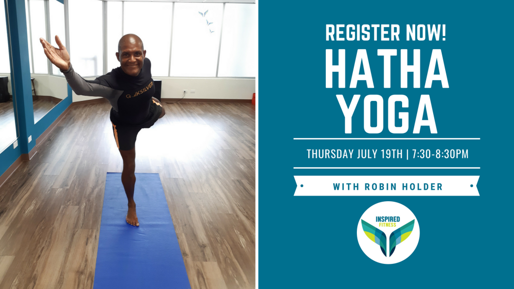 Hatha Yoga with Robin Holder